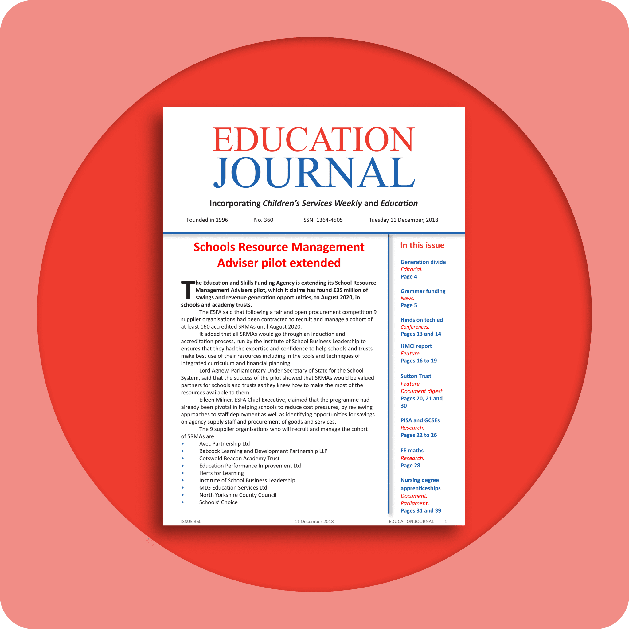 Eucation Journal